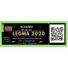 LEGMA GENERAL DIGITAL TICKET GROUP (10) AND MORE
