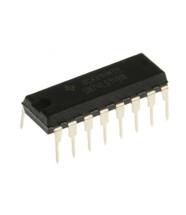 Texas Instruments SN74LS47N, Decoder, Driver, Inverting, 4.75 to 5.25 V, 16-Pin PDIP