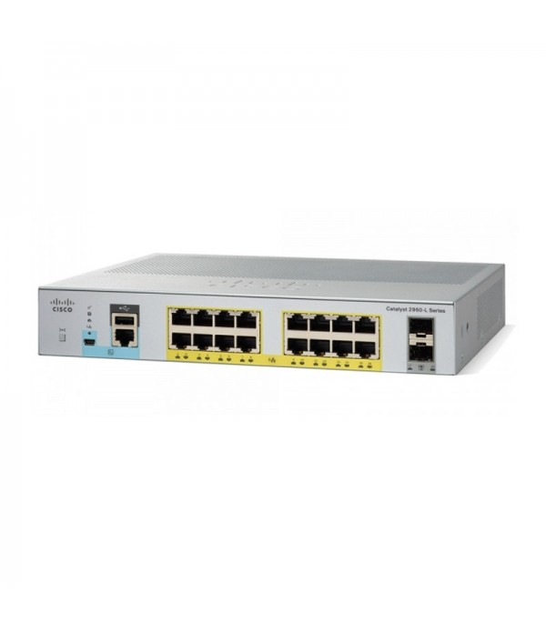 Cisco Catalyst 2960L-24TS-LL - switch - ...