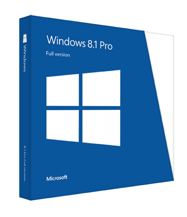 Windows 8 Pro - Complete package