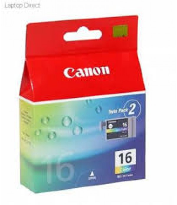 CANON BCI-16 COLOUR INK CARTRIDGE FOR DS...