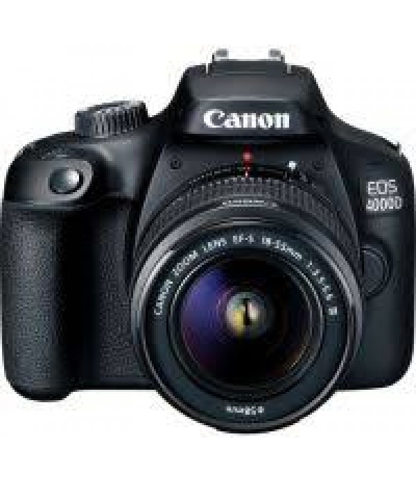 Canon EOS 4000D - digital camera EF-S 18...