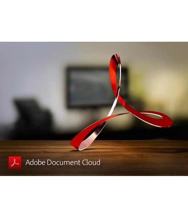 Adobe Acrobat Pro DC 2015 - Box pack (up...